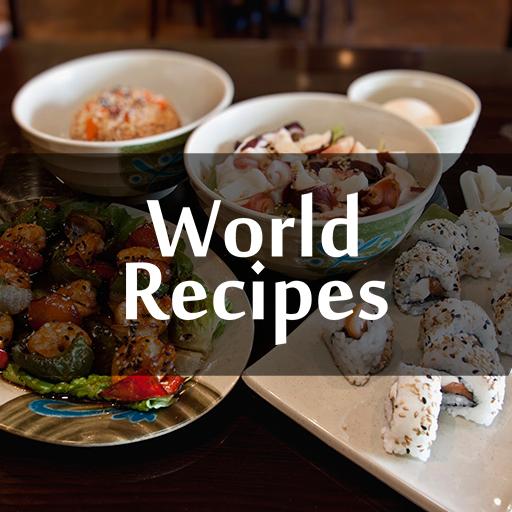 Baixar All free Recipes : World Cuisines