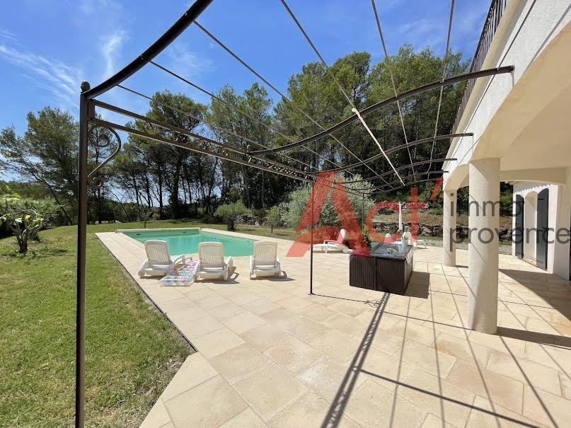 Vente maison 6 pièces 141 m² à Trans-en-Provence (83720), 625 000 €