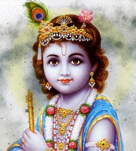 Lord Krishna Wallpapers 1.8 screenshots 2