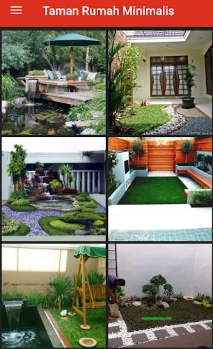 Download 100 Model Taman Rumah Minimalis Apk Latest Version