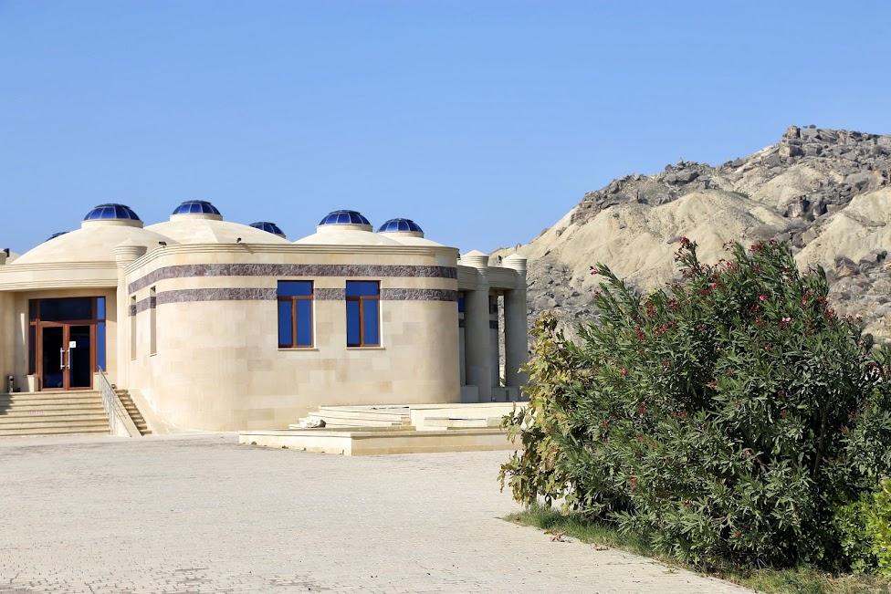 Qobustan, Muzeum Parku Narodowego