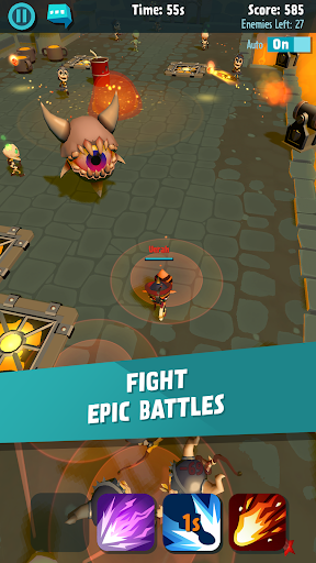 Pocket Legends Adventures - screenshot