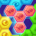 Hexagon Puzzle Games: Magic Blocks icon