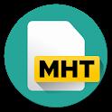 MHT/MHTML Viewer icon