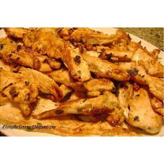 Lemon & Garlic Marinated Chicken Breast