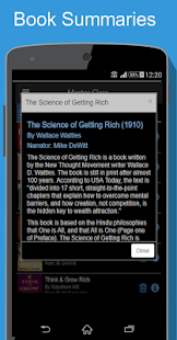 Audiobooks Law of Attraction, Napoleon Hill & More- screenshot thumbnail