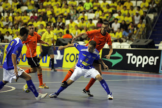 Photo: Brasil X Holanda- 18 /10/ 2011 -  VII Grand Prix de Futsal 2011
