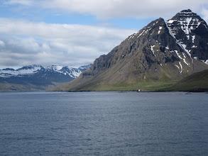 Photo: laatste blik op ijsland