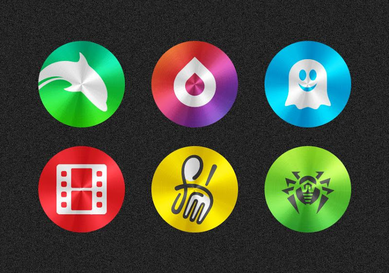 Steelicons - Icon Pack Screenshot 5