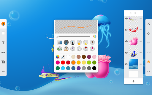 Sketch - Draw & Paint Screenshot