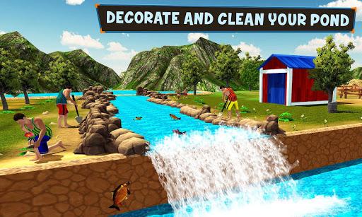 Primitive Technology: Fish Pond Building Sim 1.0 screenshots 4