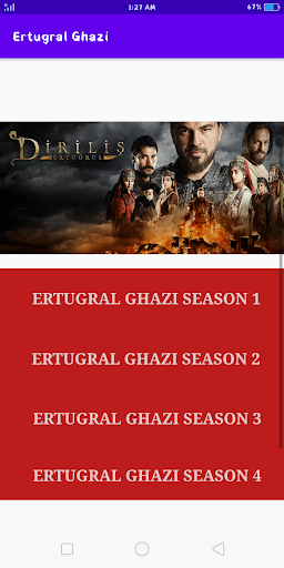 Ertugrul Ghazi in Urdu & English