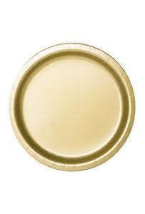 Guldtallrikar, 8 st