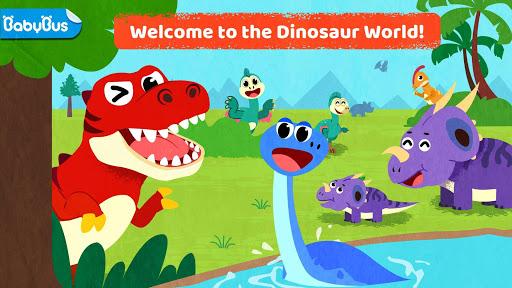 Baby Panda's Dinosaur World 8.48.14.10 screenshots 1