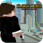 Block Hero - Pixel City