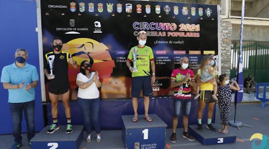 Olula del Río se estrena en el Circuito de Carreras Populares