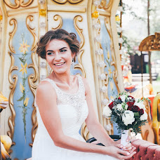 Wedding photographer Nataliya Atamanova (Natalibusinka). Photo of 04.10.2016