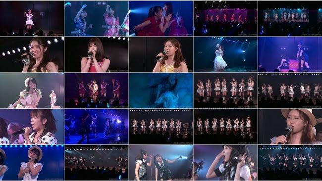 [TV-Variety] AKB48 岩立チームB「シアターの女神」公演 (2019.07.16)