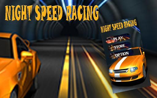 Night Speed Racing