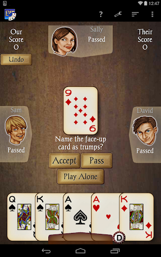 Euchre screenshot 19