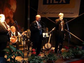 Photo: Auch den Musikern gefällts