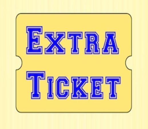 Extra Ticket- screenshot