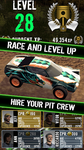 Code Triche Rally Runner - Endless Racing APK MOD screenshots 5