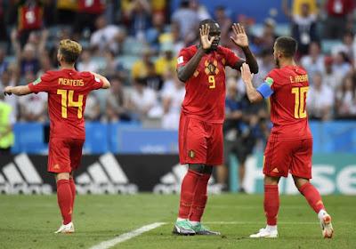 """Hazard komt nog eens terug op zijn terechtwijzing van Lukaku: """"We hebben hem nodig als we ver willen geraken"""""""