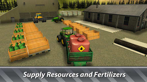 ud83dude9c Farm Simulator: Hay Tycoon grow and sell crops apkpoly screenshots 16
