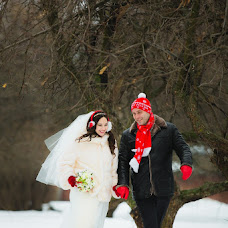 Wedding photographer Sergey Lis (Lisss). Photo of 21.12.2014