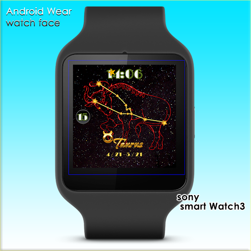 12Zodiac sign Taurus WatchFace