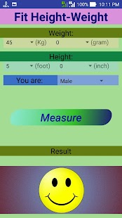 Daile - measure Age, measure Fitness - náhled
