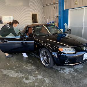 ロードスター NCEC 2005年式 NC1 RSのカスタム事例画像 「ぱぱいや」さんの2020年11月11日17:46の投稿
