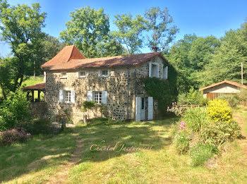 moulin à Saint-Martin-de-Fressengeas (24)