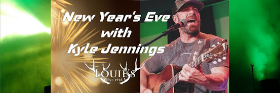 Kyle Jennings New Year's Eve Dinner Show