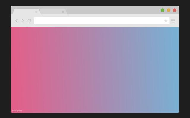 gradiento new tab