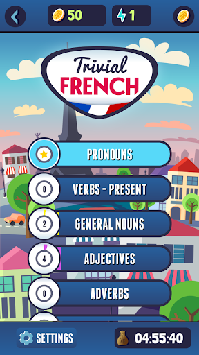 Trivial French