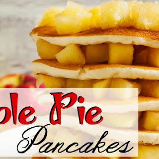 Apple Pie Pancakes.