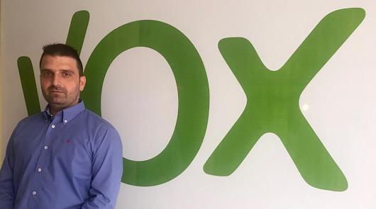 Vox Almería: Juan Francisco Rojas vuelve a ser el líder provincial