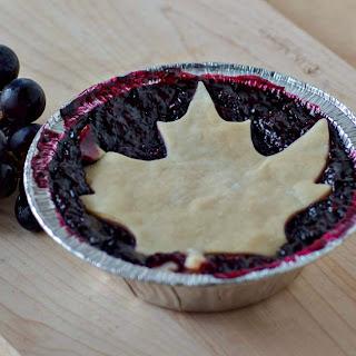 Baked Grapes Recipes