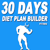30 Days Diet Plan Builder