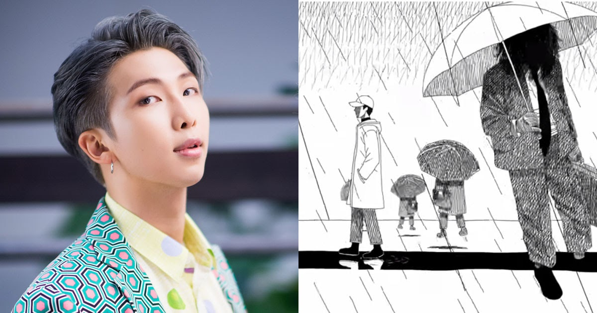 BTS's RM Has Dropped The Music Video For