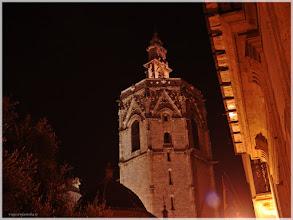 Photo: Vista del Miguelete ( Valencia).www.viajesenfamilia.it/