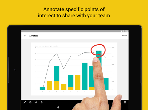 Microsoft Power BI–Business data analytics screenshot 9