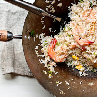 Thai-Style Shrimp Fried Rice