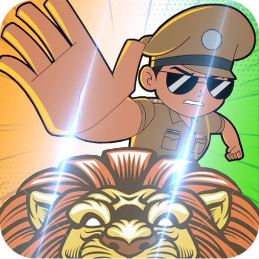 Little Singham Subway Adventure! file APK for Gaming PC/PS3/PS4 Smart TV