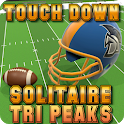 Touch Down Football Solitaire Tri Peaks icon