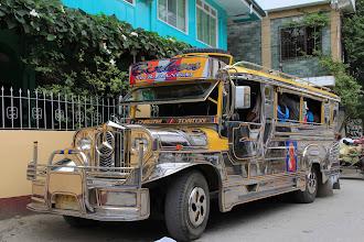 Photo: Это джипни - основное транспортное средство на Филиппинах