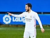 Hazard sleept in extremis nog een punt uit de brand voor Real tijdens thriller tegen Sevilla