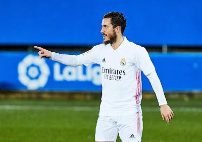 Hazard sleept in extremis nog een punt uit de brand voor Real tijdens triller tegen Sevilla